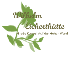 Logo of the Wilhelm-Eicherthütte-Website